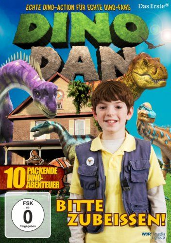 Dino Dan - Bitte zubeissen! (Folge 1-10)