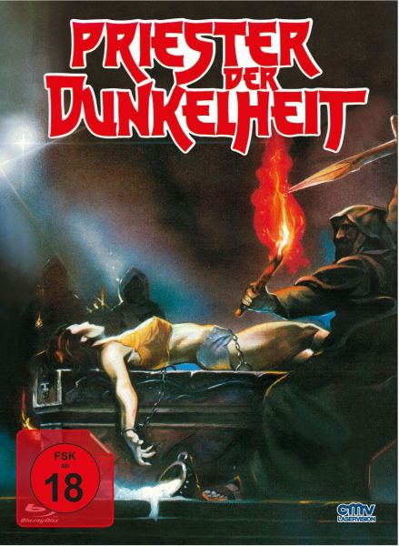 Priester der Dunkelheit (Limitiertes Mediabook) (Blu-ray + DVD)