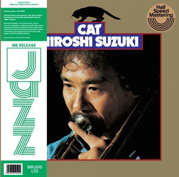 Suzuki, Hiroshi - Cat (ltd LP)
