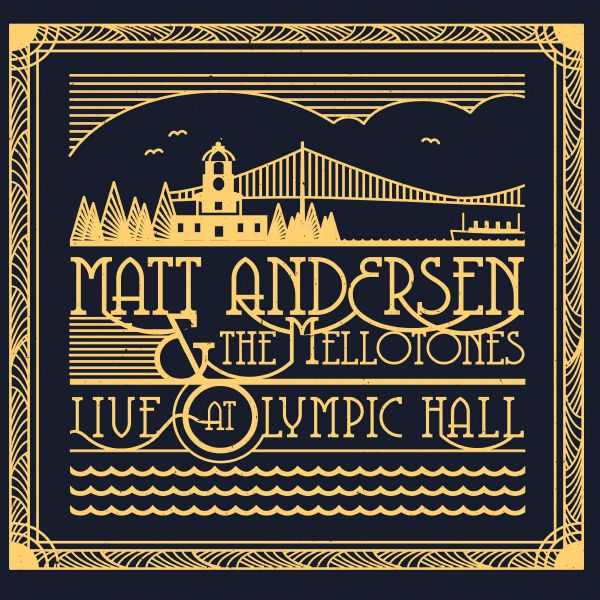 Andersen, Matt & The Mellotones - Live At Olympic Hall