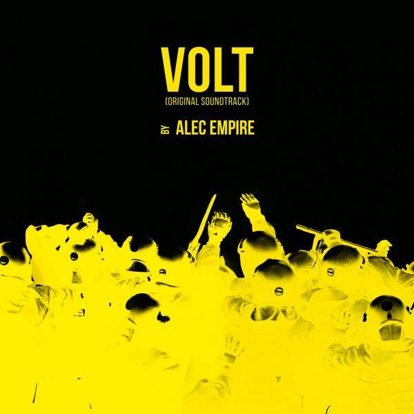 Empire, Alec - Volt - Original Soundtrack (2LP)