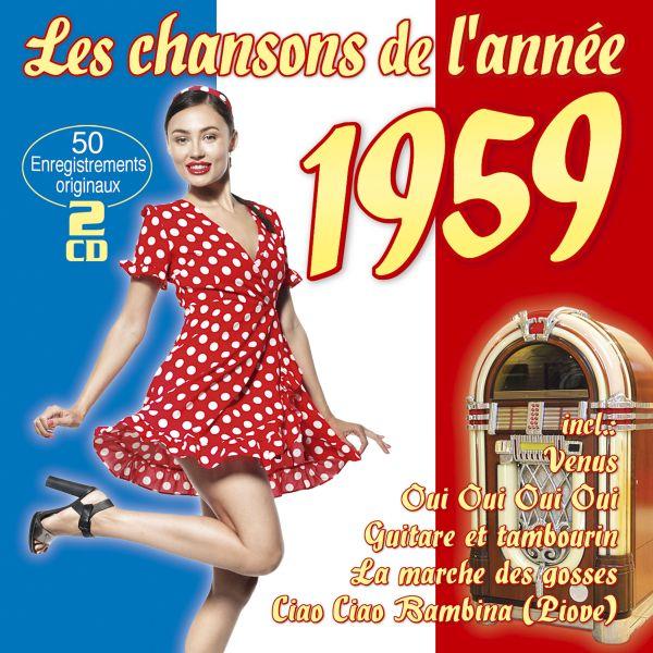 Various - Les Chansons De l`Année 1959