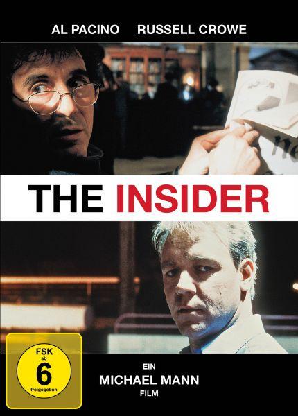 The Insider - Special Edition Mediabook (Blu-ray + DVD)