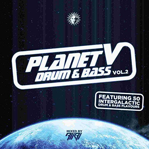 Various - Planet V - Vol.2 Drum & Bass - Mixed by Alibi