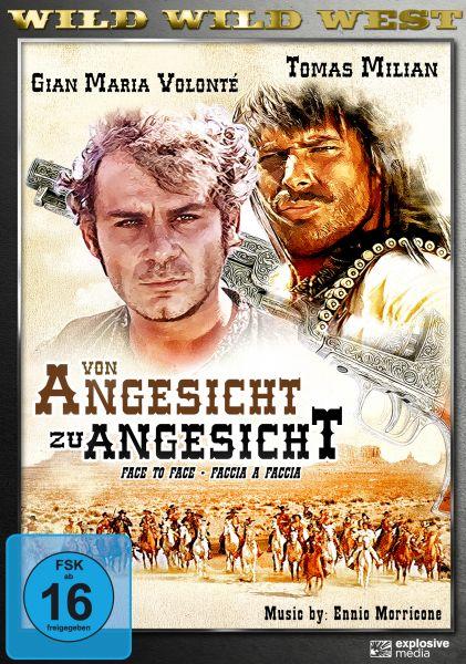 Von Angesicht zu Angesicht (Faccia a faccia)- Neuauflage Einzel-DVD