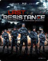 Last Resistance - Im russischen Kreuzfeuer (Limited FuturePak) (Blu-ray + DVD)