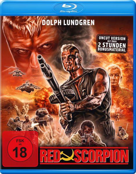Red Scorpion (Uncut)