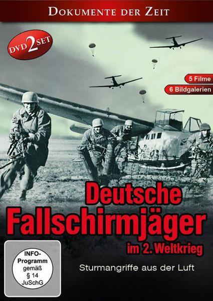 Deutsche Fallschirmjäger im 2. Weltkrieg