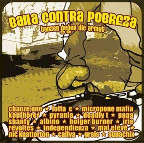 Various - Baila Contra Probreza