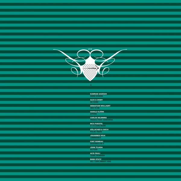 Various - Cocoon Compilation Q (6LP Boxset + CD)