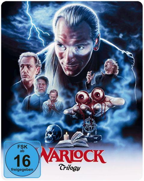 Warlock Trilogy (SteelBook)