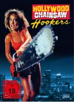 Hollywood Chainsaw Hookers (Limitiertes Mediabook Cover B) (Blu-ray + DVD)