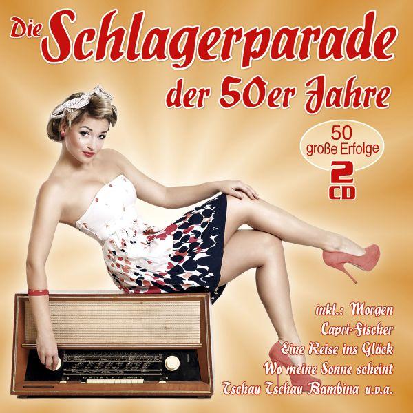 Various - Die Schlagerparade der 50er Jahre