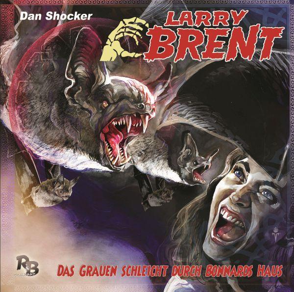 Larry Brent - Das Grauen schleicht durch Bonnards Haus (27)