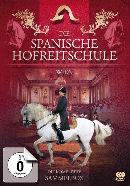 Die Spanische Hofreitschule (Wien) - Sammelbox