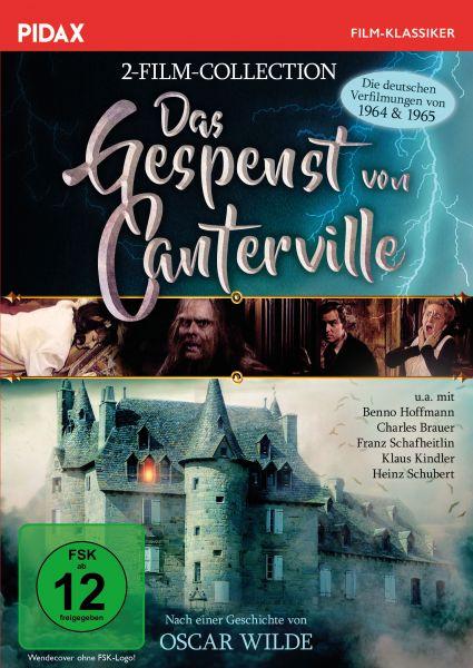 Das Gespenst von Canterville - 2-Film-Collection