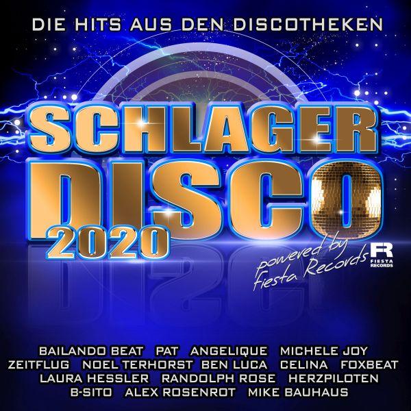 Various - Schlagerdisco 2020 - Die Hits Aus Den Discotheken