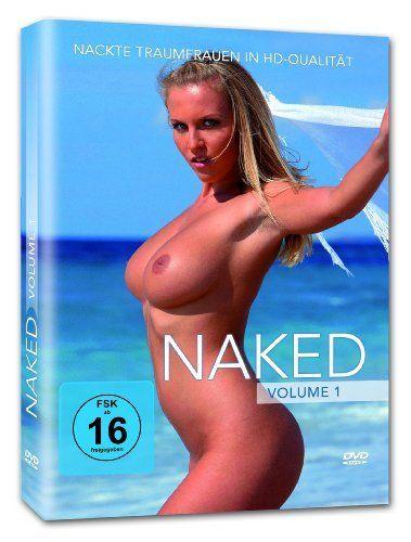 Naked Vol.1 - Nackte Traumfrauen in HD-Qualität