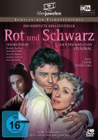 Rot und Schwarz - mit Gérard Philipe (DEFA Filmjuwelen)