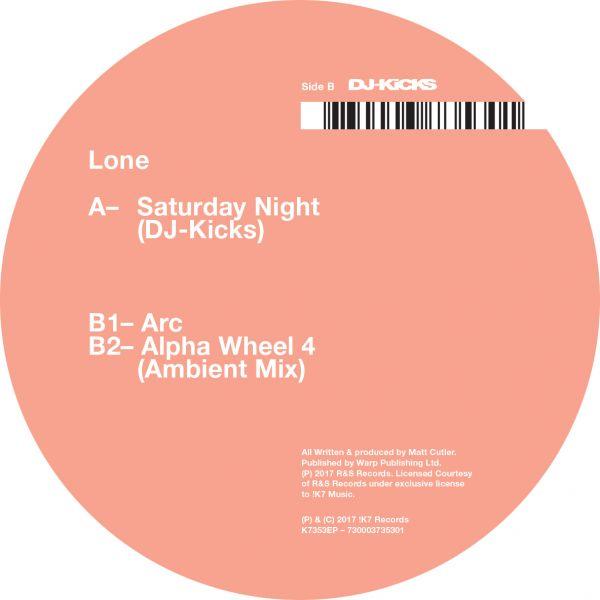 Lone - Saturday Night