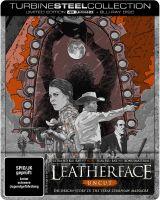 Leatherface (Uncut) (4K Ultra HD + Blu-ray) (Turbine Steel Collection)