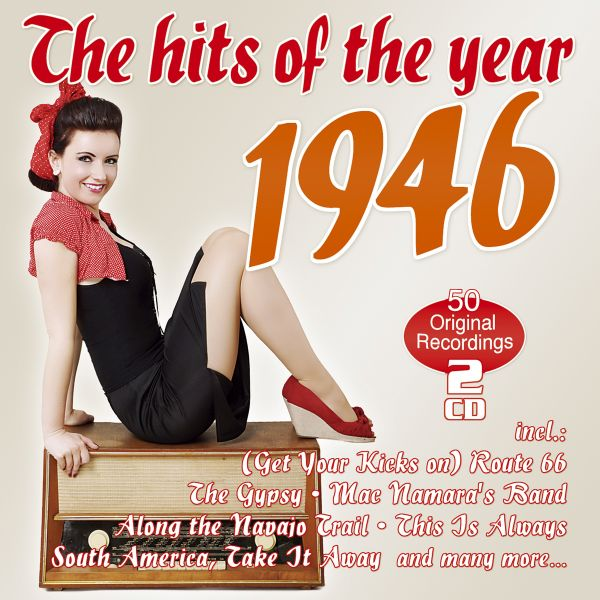 Various - The Hits Of The Year 1946