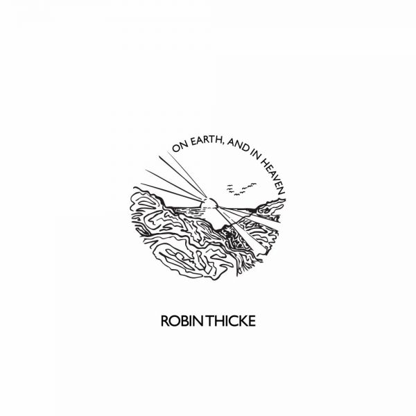 Thicke, Robin - On Earth, and in Heaven (LP)