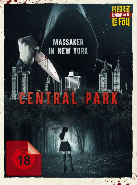 Central Park - Massaker in New York (uncut) - Limited Edition Mediabook (Blu-ray + DVD)