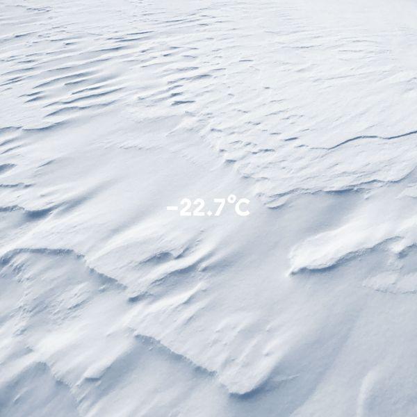 Molecule - -22,7°C