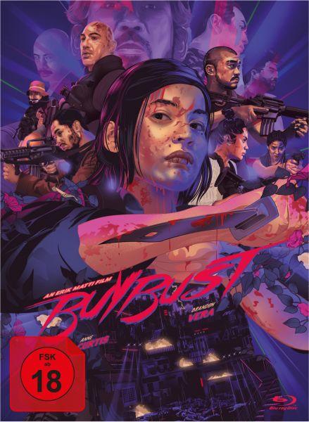 BuyBust - 2-Disc Mediabook (Blu-ray + DVD)