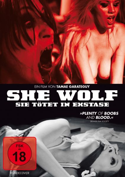 She Wolf - Sie tötet in Ekstase