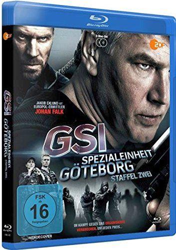GSI - Spezialeinheit Göteborg - Staffel 2