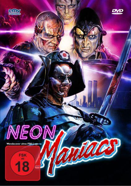 Neon Maniacs - Uncut