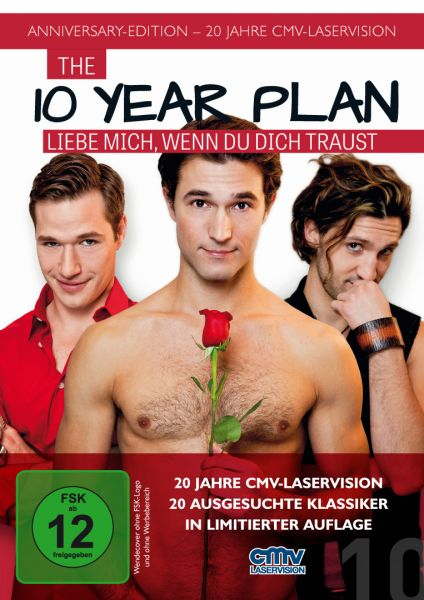The 10 Year Plan - Liebe mich, wenn Du Dich traust (cmv Anniversary Edition #10)