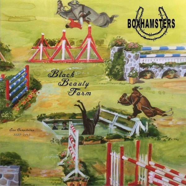 Boxhamsters - Black Beauty Farm (LP+CD)
