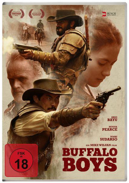 Buffalo Boys (uncut)