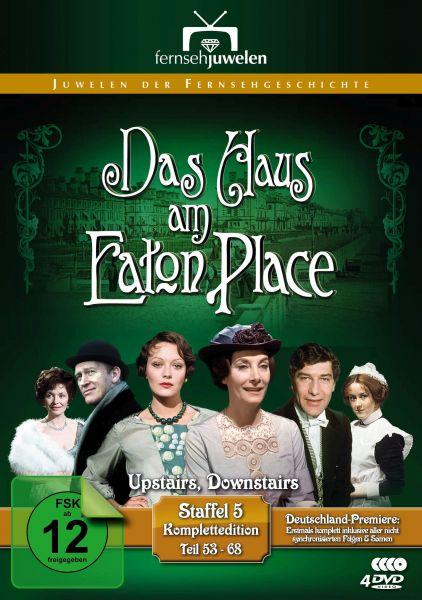 Das Haus am Eaton Place - Staffel 5 - Fernsehjuwelen