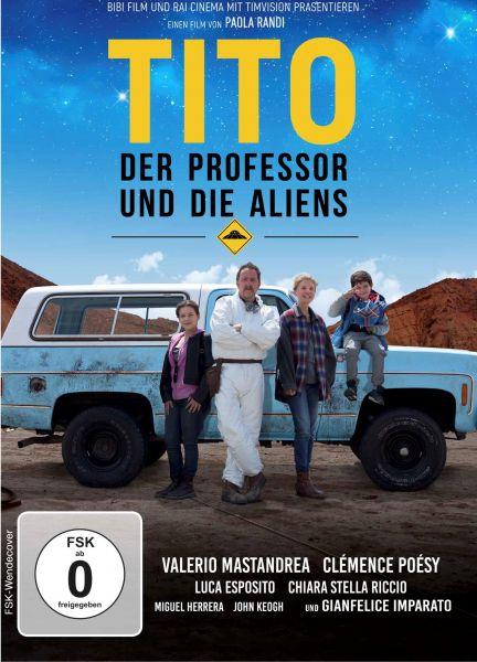 Tito, der Professor und die Aliens