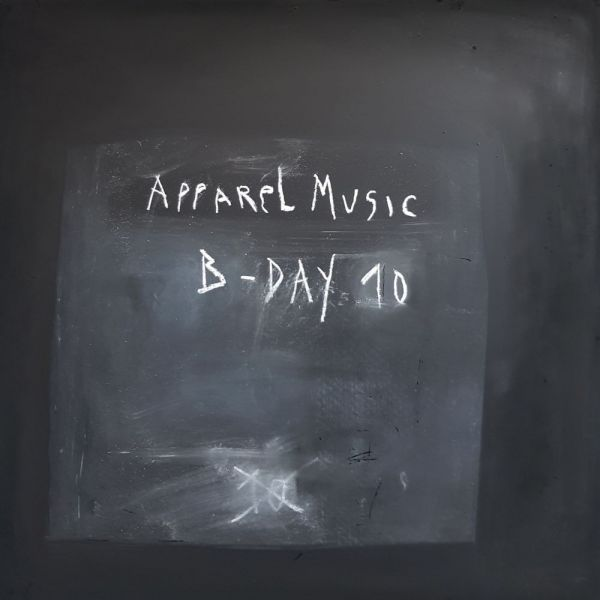Various - Apparel Music B-Day 10 (2LP)