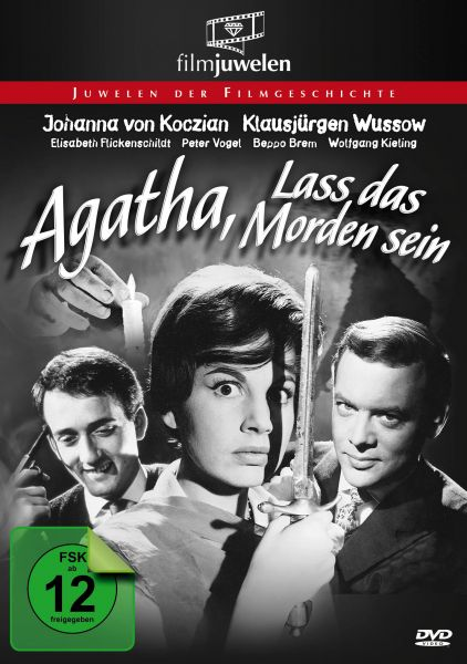 Agatha, lass das Morden sein
