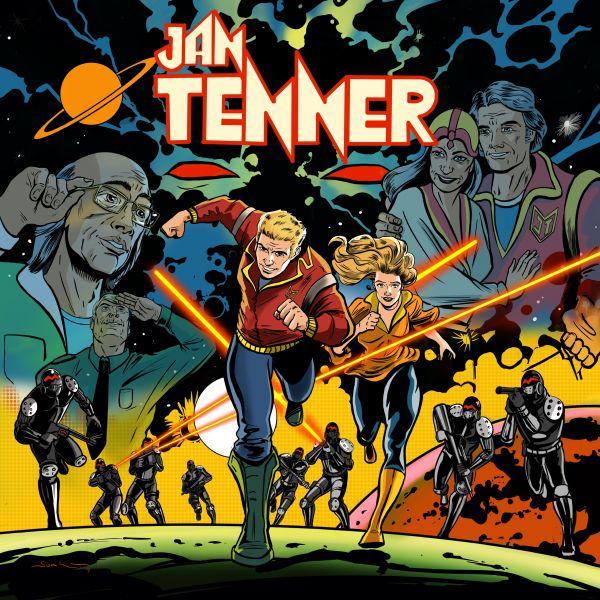 Jan Tenner - Ein neuer Anfang (1)