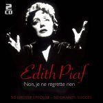 Piaf, Edith - Non, Je Ne Regerette Rien - 50 große Erfolge