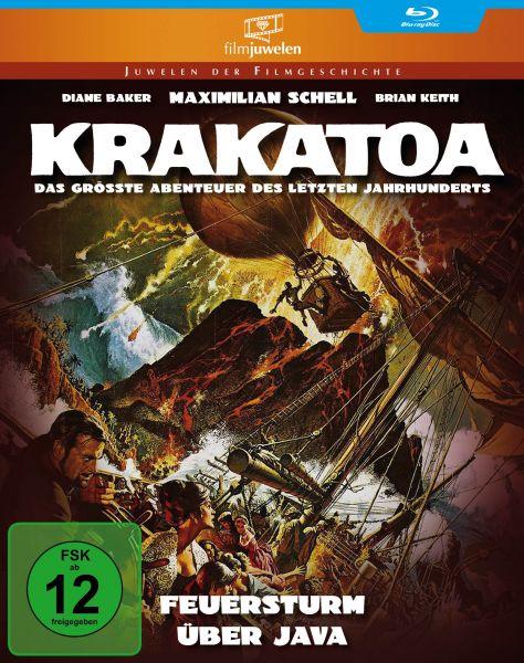 Krakatoa - Das größte Abenteuer des letzten Jahrhunderts (Feuersturm über Java)