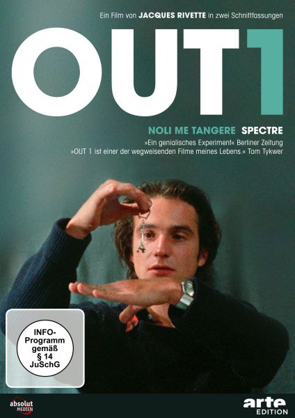 Out 1 - Noli me tangere / Spectre (Restaurierte Fassung)