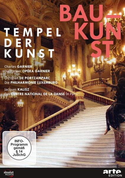 Baukunst: Tempel der Kunst