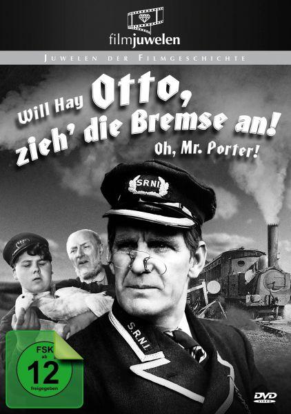 Otto, zieh' die Bremse an! - Oh, Mr. Porter! - mit Will Hay