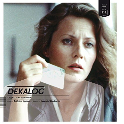 OST / Kieslowski / Zbigniew Preisner - Dekalog (Le Decalogue) (2LP+CD)