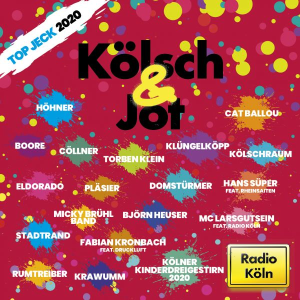 Various - Kölsch & Jot - Top Jeck 2020