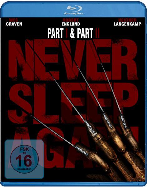 Never sleep again 1+2 - Special Edition