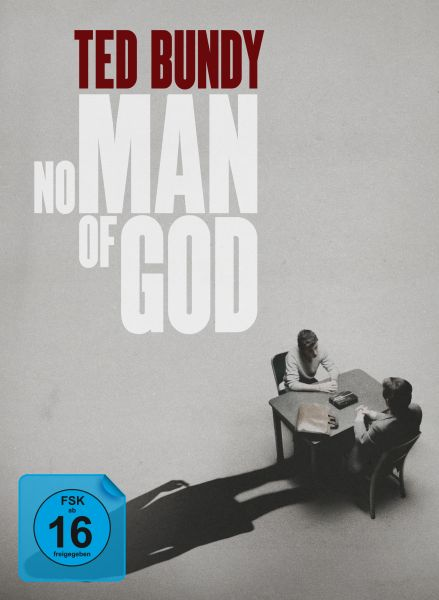 Ted Bundy: No Man of God - 2-Disc Limited Collector's Edition im Mediabook (Blu-Ray + DVD)